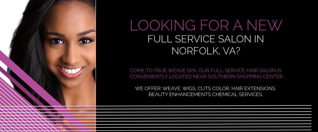 True Weave Spa Norfolk Va Hair Salon Crochet Braids Sew In